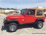 Foto Jeep Wrangler 2.5 Soft Top Modificado