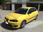 Foto SEAT IBIZA CUPRA TDI 160 C.V. (NUEVO)