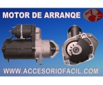 Foto MOTOR DE ARRANQUE COCHE