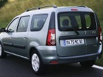 Foto Dacia Logan Break Laureate dCi 90cv 7 plazas