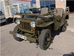 Foto Jeep willys cj3 completamente restaurado