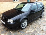 Foto Volkswagen Golf R32 4 motion