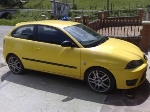 Foto SEAT IBIZA CUPRA TDI 160 CV