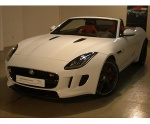 Foto JAGUAR F-TYPE CONVERTIBLE 3.0 V6 S