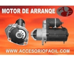 Foto MOTOR DE ARRANQUE NUEVO